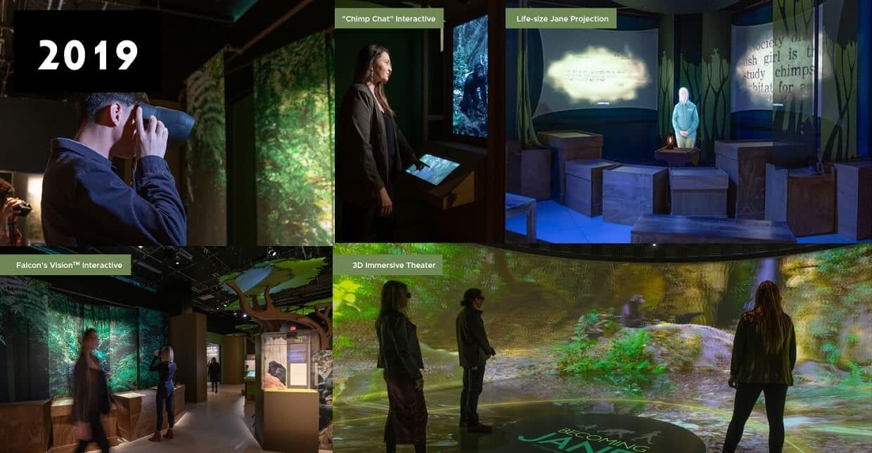Augmented Reality Exhibition