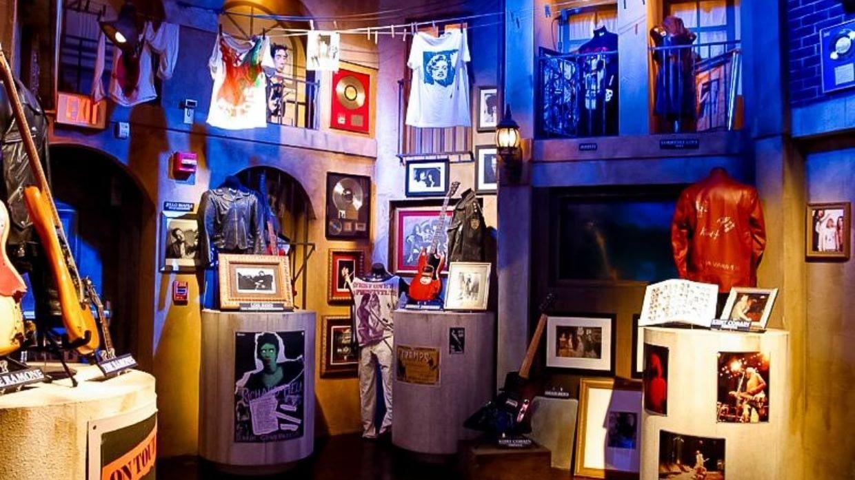 Hard Rock Vault: The Memorabilia Experience