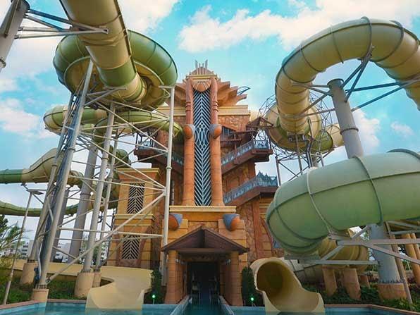 Atlantis Sanya Resort Designers