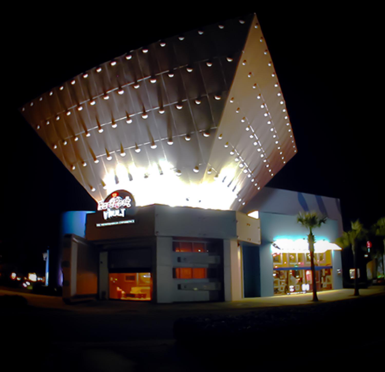 Hard Rock Vault in Orlando Exterior