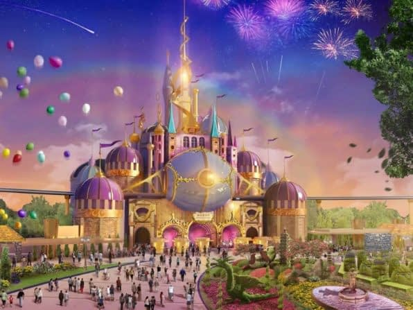 Theme Park Designer Service Falcon's Creative Group