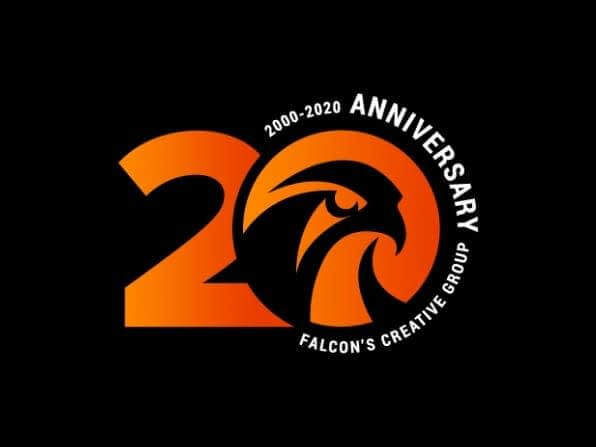 Falcon's Creative Group 20th Anniversary
