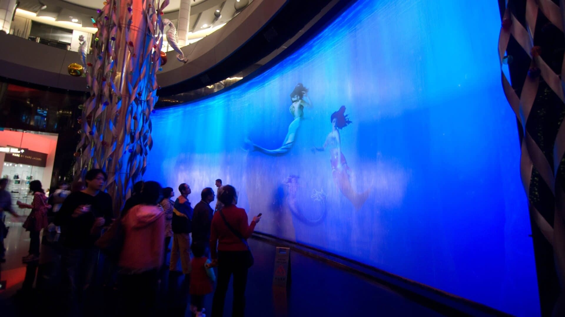 Virtual Aquarium in Macao