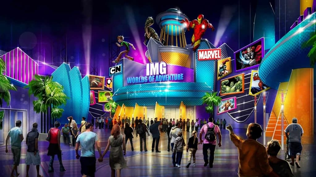 Theme Park Design Services Falcon's Creative Group