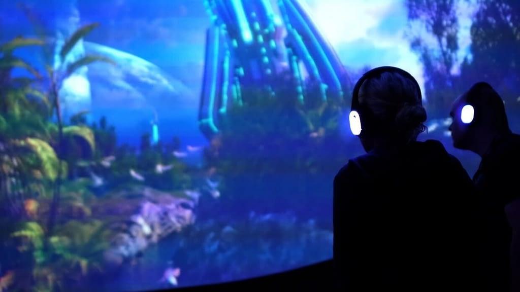 Sound Design for dome theater