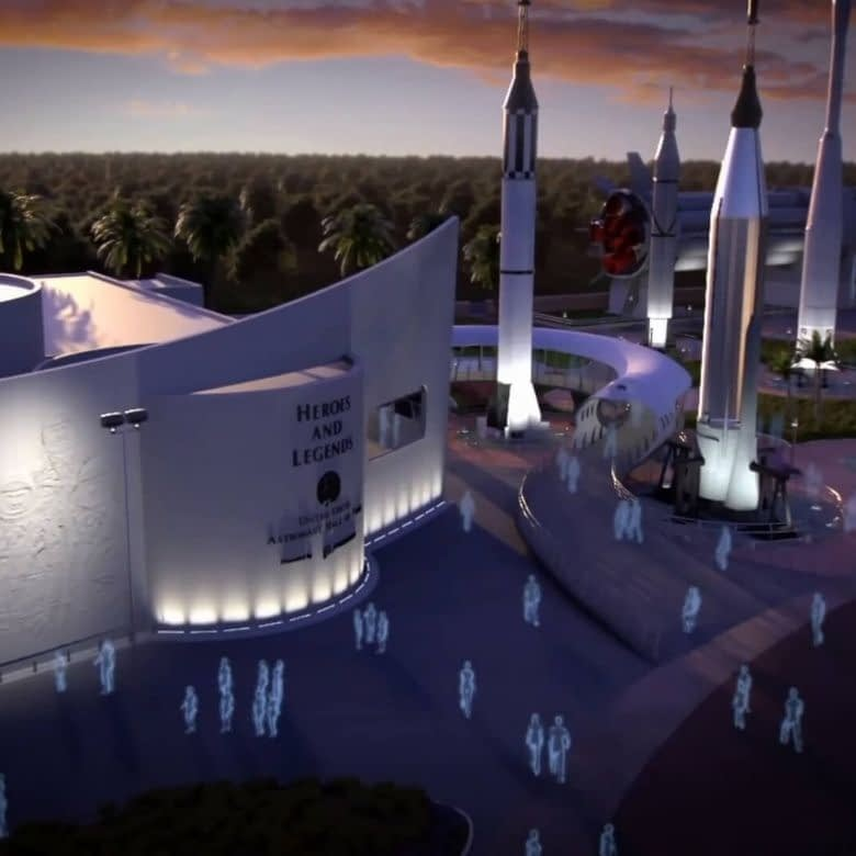 Architectural Visualization for Kennedy Space Center