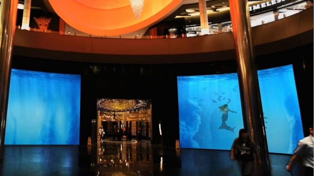 Virtual Aquarium Design