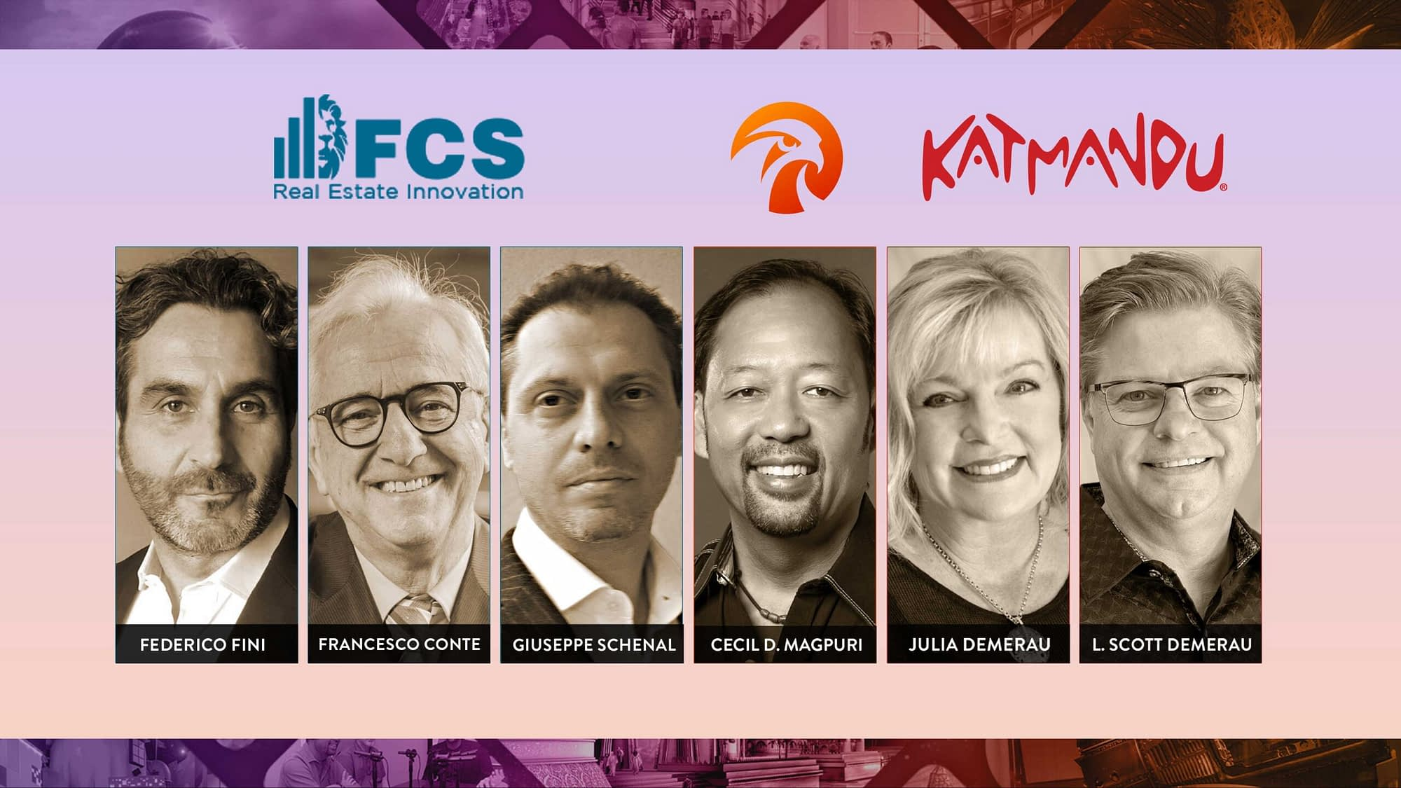 FCS and Falcon's Partnership